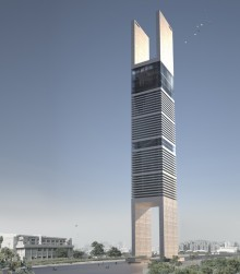 [TAIWAN R.O.C.]  TAICHUNG GATEWAY TOWER COMPETITION