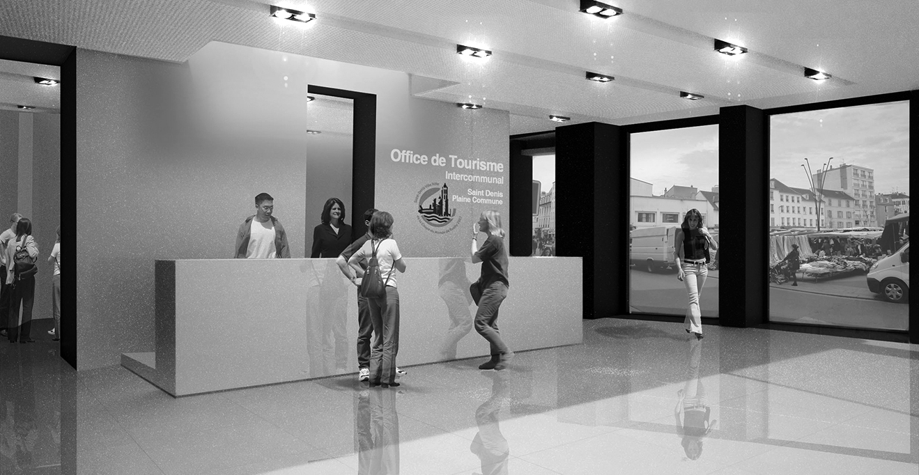 Saint denis 93 office de tourisme intercommunal archiclub agence d 39 architecturearchiclub - Office tourisme saint denis ...
